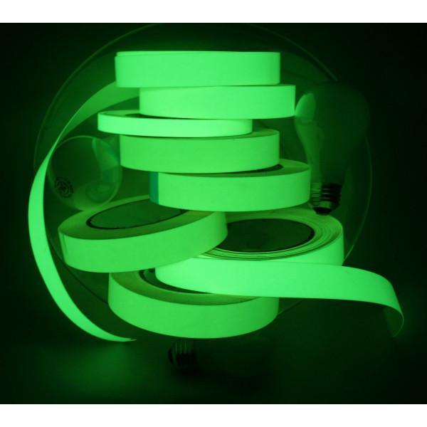 Phosphorescent Luminescent Tape Film Glows In The Dark