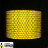 Retro-reflective tape yellow 50 mm 2 class reporting