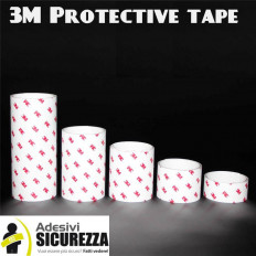 3M™ Helicopter Tape - Strong Clear Protective Film for Bikes and Cars