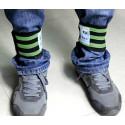 Banda de tornozelo reflexivo para segurança de pedestre/ciclisti