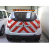 Pellicole adesive rifrangenti scotchlite 3M™ serie 13056 rosso/bianco