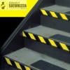 Scapa bande 2724 planchers haut passage zones rapports 50 Mt X 33 mm rouge/blanc-jaune/noir