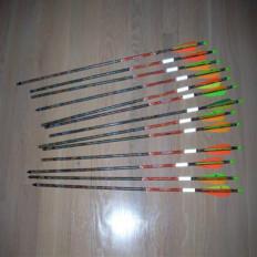 Adesivi rifrangenti riflettenti marca 3M™omologate per frecce da arco o balestra