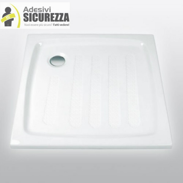 20 klebestreifen f r transparenten slip badewanne dusche online verkauf. Black Bedroom Furniture Sets. Home Design Ideas