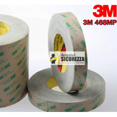 3M™ 468MP Transparent double-sided foam tape strips 55MT