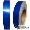 Klebefolie reflektierende 3M Scotchlite ™ Serie 580 blaue Farbe