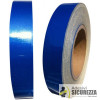 Pellicole adesive rifrangenti scotchlite 3M serie 580 colore blu