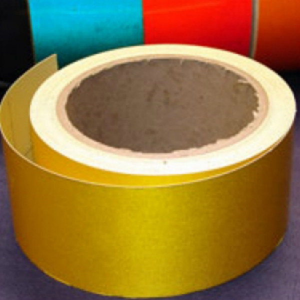 3m Scotchlite 580 Series Yellow Reflective Vinyl Tape