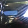Pellicola adesiva fibra di carbonio 4D carbon look wrapping no bolle varie misure termoformabile