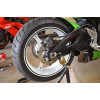 Motorrad-Felgen Klebestreifen Kohlenstoff-Streifen-Effekt für Rad 6 mt