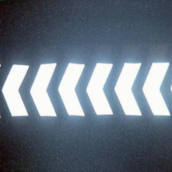 24 Reflective Heat Sealing Chevrons 1 5cm X 3cm Shop Online