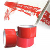 Anti tamper tape red 50 mm x 50 MT tampering