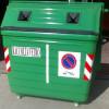 Reflektierende selbstklebende Reflektierende Bänder für 3M™ materiell Abfalleimer 2 Stk. 20x40cm 1 oder Klasse 2