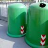 Bandas reflectantes adhesivas reflectantes 3M™ 2 piezas de cubos de basura material. 20x40cm clase 1 o clase 2