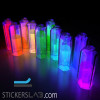Pigment luminescent poudre additive des lampes fluorescentes dans les 5 couleurs sombres