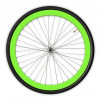 3M™ Phosphorescent glow in the dark strips for bike rims
