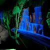 Tinta acrílica de aditivo luminescentes fosforescente brilha no escuro para hobbies
