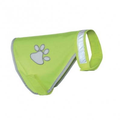 Reflective Safety Dog Vest in different sizes Shopping Online