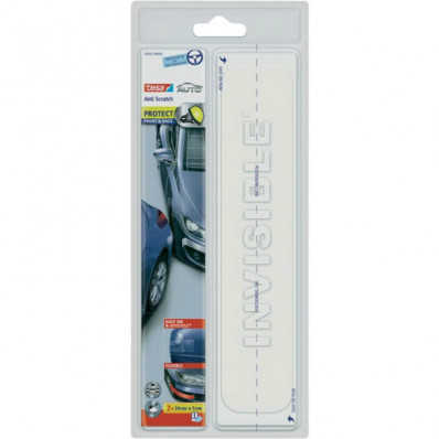Прозрачная защитная пленка tesa ® анти нуля автомобиль фронт задний бампер и fender &