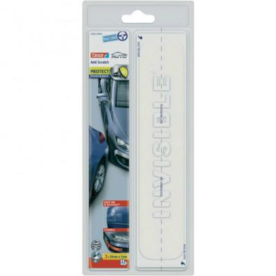 Film protecteur transparent tesa ® Anti rayures pare-chocs de devant derrière voiture et fender &