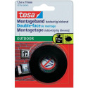 55750 brand tape stretched over 19 mm x 1, 5MT strong external blister