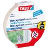 Doppelseitige Klebeband TESA brand in starken transparenten Blister 1, 5MT 55743 x 19 mm