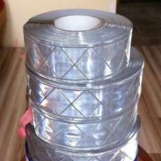 Reflexfolien reflektieren breite Streifen annähen 50 mm x 2 M hohe Qualität