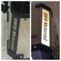 3M™ adesivi Rifrangenti bauletto BMW R1200 GS MOTORRAD