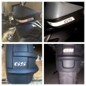 4 autocollants réfléchissants marqué « GS » main gardes et amortisseurs BMW 1200GS