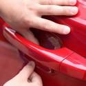 Película autocolante transparente universal para maçaneta de carro da marca 3M™ - 4 peças