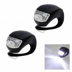 2 Mini LED safety bicycle lamps Shop Online