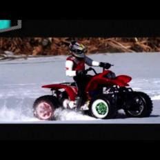 Adhesivo refracción tiras llantas quad marca 3 m ™ banda reflectante para la rueda