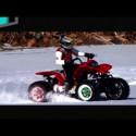 Jantes Quad adesivo refratando tiras da marca 3M ™ faixa reflexiva para a roda