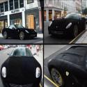 Black velvet vinyl adhesive film tape wrapping car around tuning decoration