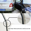 Security Strip door car door edge Protector 2 universal adhesive body colors