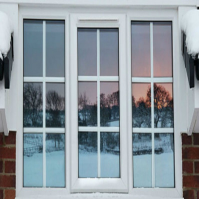 pellicola effetto specchiato per finestre e vetrate colore argento shop online