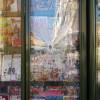Pellicola anti frantumi/sfondamento finestra vetro sicurezza Traspare