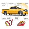 Nastro 3M™ VHB 5108 Biadesivo schiuma acrilica automotive intero ed esterno 3MT