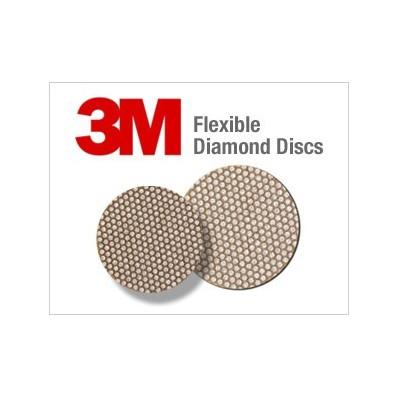 3M™ rotulados reflexivos com a classe do diamante círculos visibilidade super