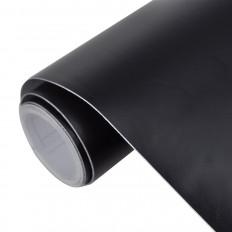 matt schwarz Klebefolie für Car Wrapping und Tuning-Autos und
