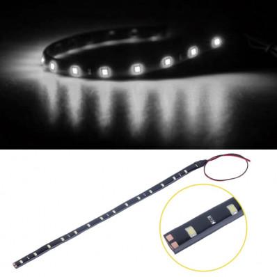 Striscia impermeabile luci 15 LED 30 cm impermeabili in 4 colori