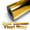 CHROME-plated silver chrome sticker car wrapping film auto moto chrome no bubbles