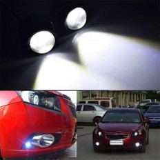 2 LED 9W front lights - 18mm Shop Online