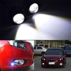 2 luzes as lâmpadas 9 W 18mm Inverter carro DRL