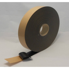 Schwarzen Acryl Schaumklebeband zur Befestigung hohe