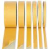 Nastro Biadesivo bianco in schiuma acrilica per fissaggio ad alta adesività