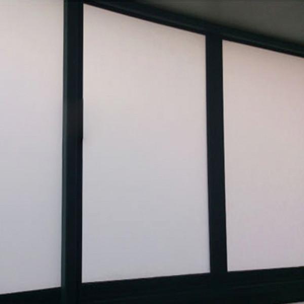 Pellicola finestre autoadesiva pellicola in vetro smerigliato per privacy