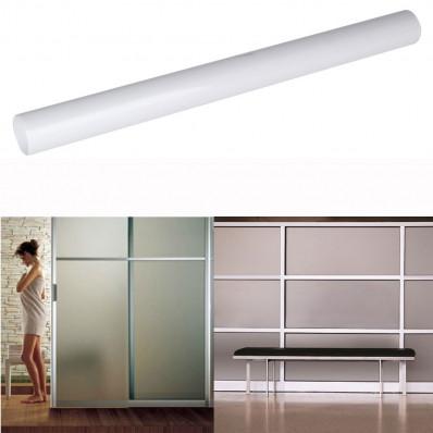 Pellicola opacizzante per finestre e vetrate bianco latte shop online - Pellicola riflettente per finestre ...