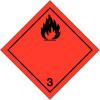 """Etichette trasporto materiali inquinanti per l'ambiente """"INQUINANTE MARINO"""" ADR"""