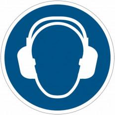 Pictogramas autoadhesivos ISO 7010 - Auriculares antirruido